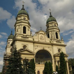 Catedrala Mitropolitană Iaşi